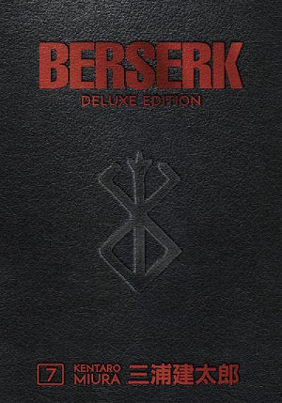 BERSERK DELUXE VOLUME 7 HC English ver