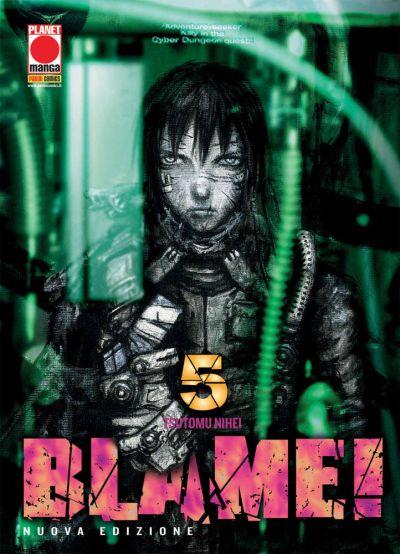 BLAME! Nuova Edizione  5