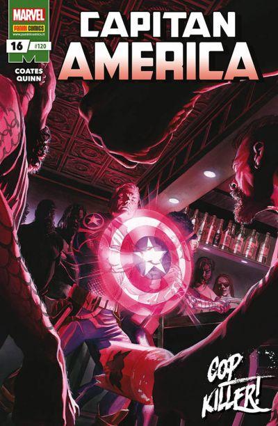 Capitan America 16 (120)
