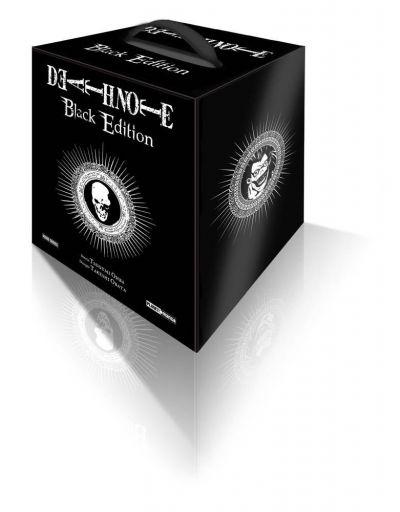 DEATH NOTE BLACK EDITION cofanetto pieno