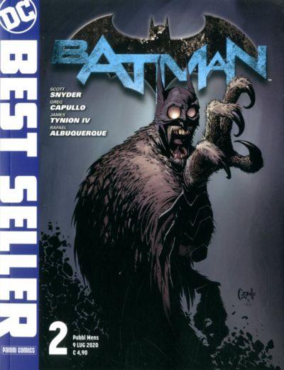 BATMAN DI SCOTT SNYDER & GREG CAPULLO 2