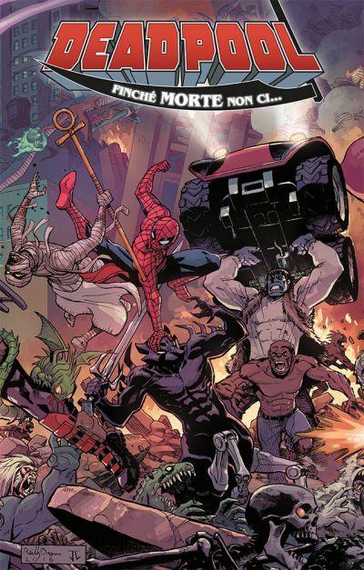 Deadpool 37 - Variant a 3 Ante - Deadpool 96