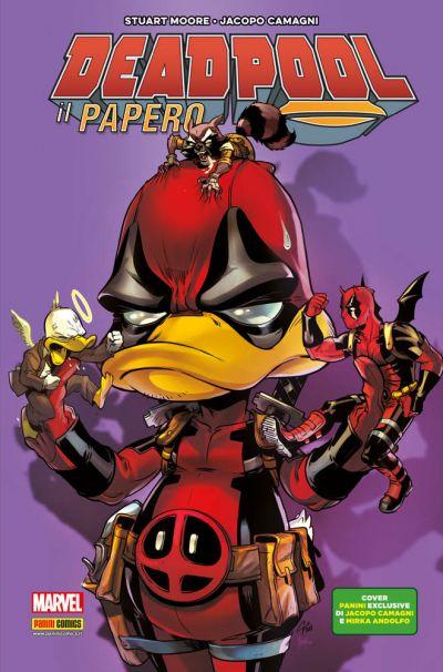 Deadpool il papero Edizione Deluxe