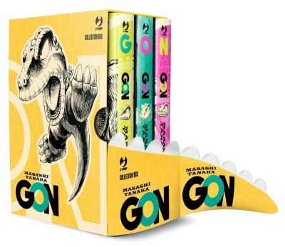 GON collection box