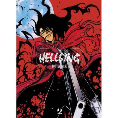 HELLSING - Nuova Edizione 1