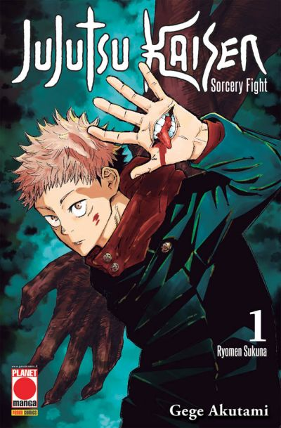 Jujutsu Kaisen– Sorcery Fight   1