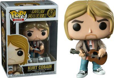 Funko Pop! - Kurt Cobain #65