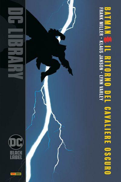 BATMAN IL RITORNO DEL CAVALIERE OSCURO - DC LIBRARY