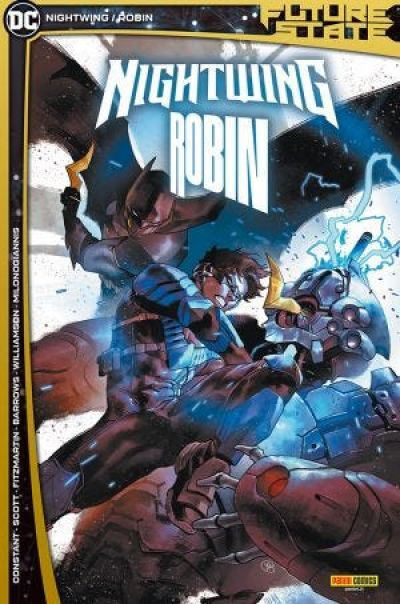 Future State Nightwing/Robin