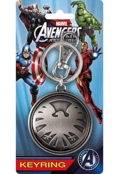 Marvel The Avengers: Eagle Shield Logo - portachiavi