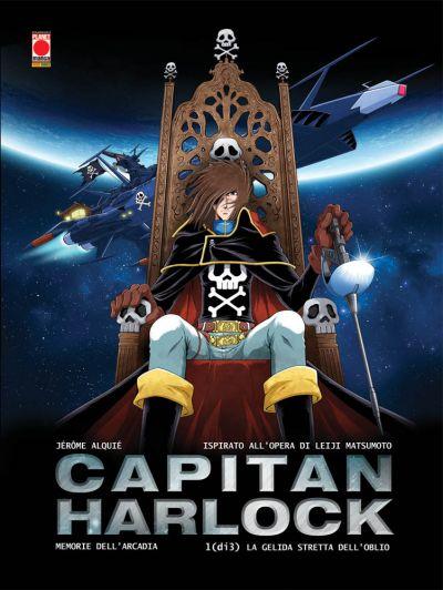 Capitan Harlock – Memorie dell'Arcadia   1 La gelida stretta dell'oblio