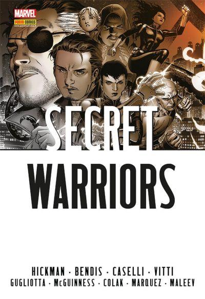 Secret Warriors Marvel Omnibus
