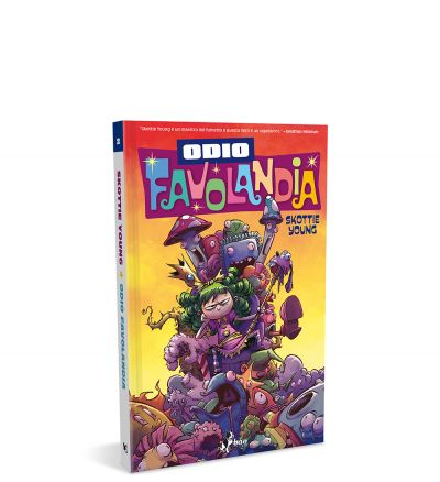 Odio Favolandia Volume 2
