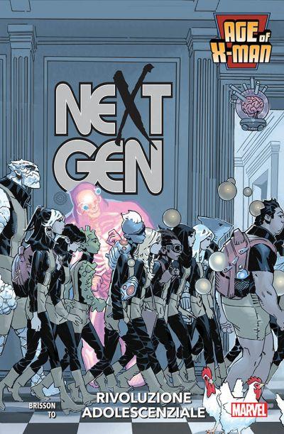 AGE OF X-MAN 2 NEXT GEN