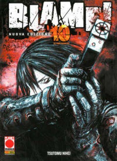 BLAME! Nuova Edizione 10