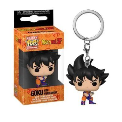Funko Pop! Keychain Dragon Ball Z Goku W/Kamehameha