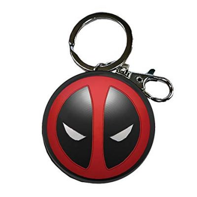 PORTACHIAVI DEADPOOL MARVEL