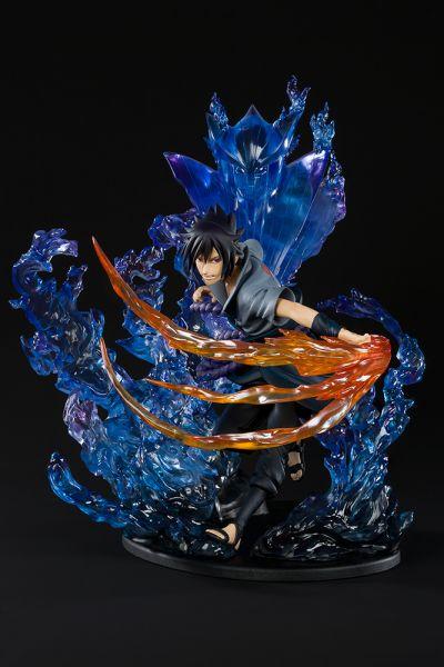 Naruto Sasuke Uchiha Susanoo Figure BANDAI - FiguartsZERO