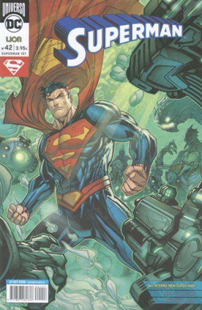 SUPERMAN #42 - REBIRTH