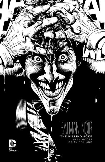 Batman - The Killing Joke (Edizione Assoluta Black And White)