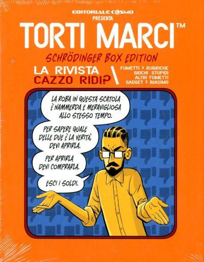 TORTI MARCI PRESENTA: LA MISTERY BOX