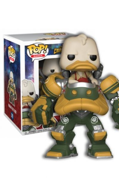POP GAMES MARVEL CONTEST OF CHAMPIONS HOWARD THE DUCK