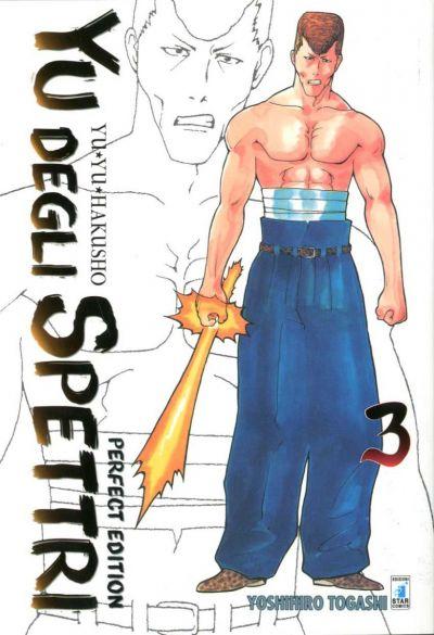 YU DEGLI SPETTRI PERFECT EDITION 3 (DI 15)